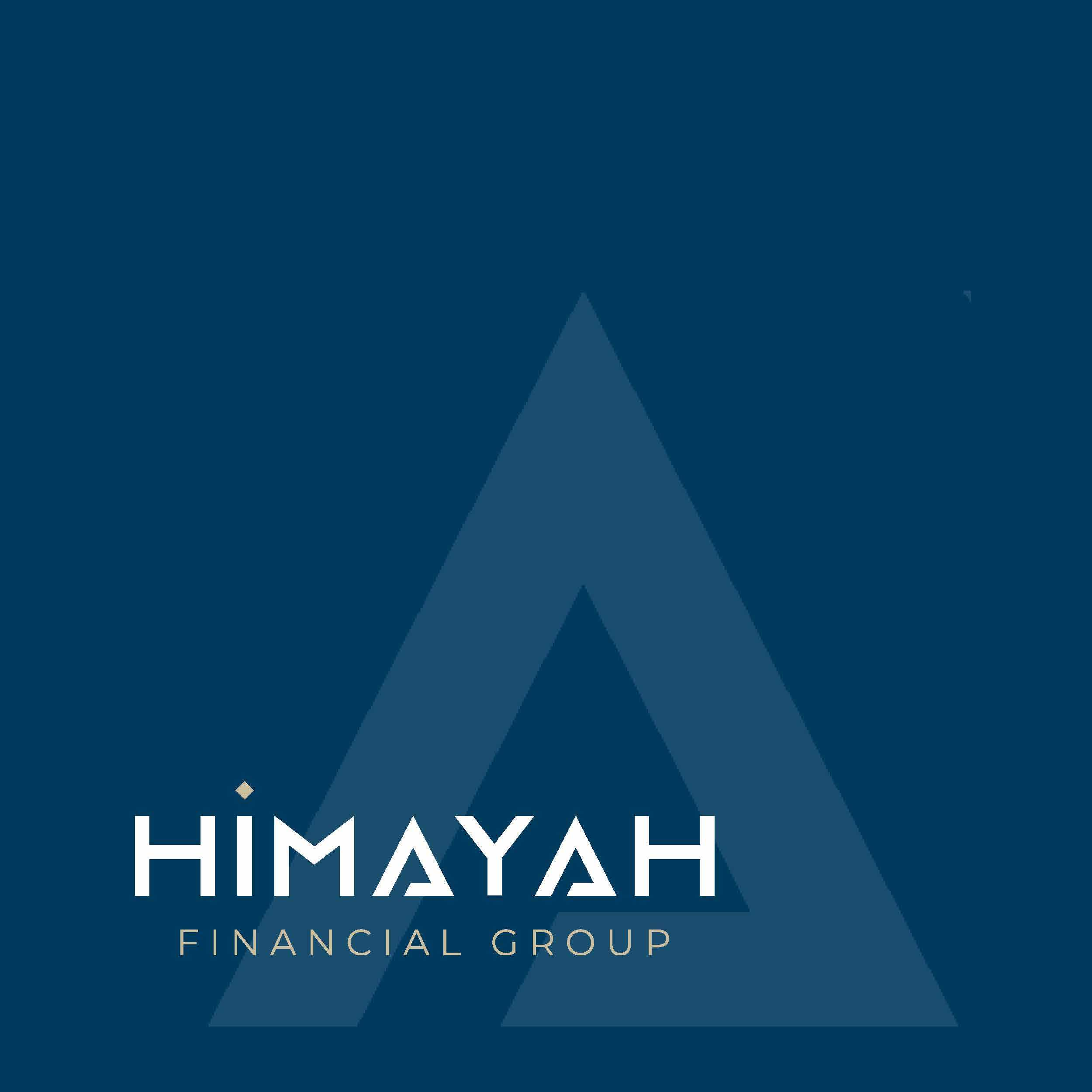 The Himayah logo and logo mark.