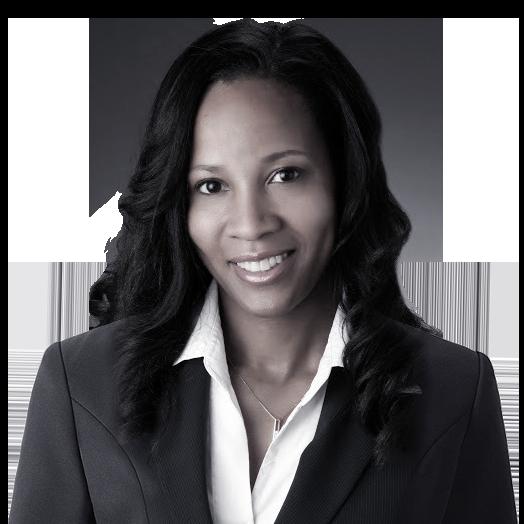 A portrait of Ivy Walker, CEO of Purpose.
