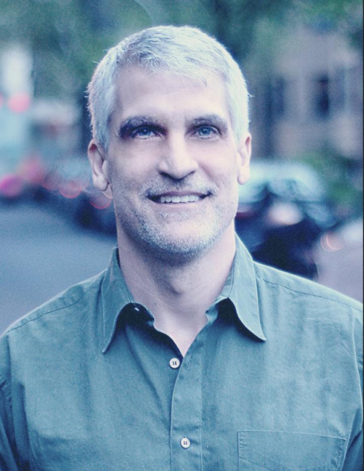 Portrait of Michael Lahey.