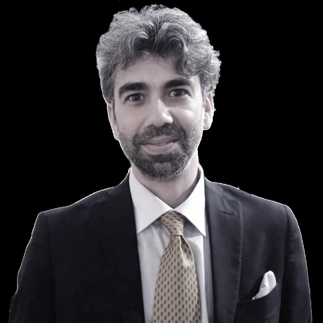 Portrait of Niccolo Filippo, CEO of Look Lateral.