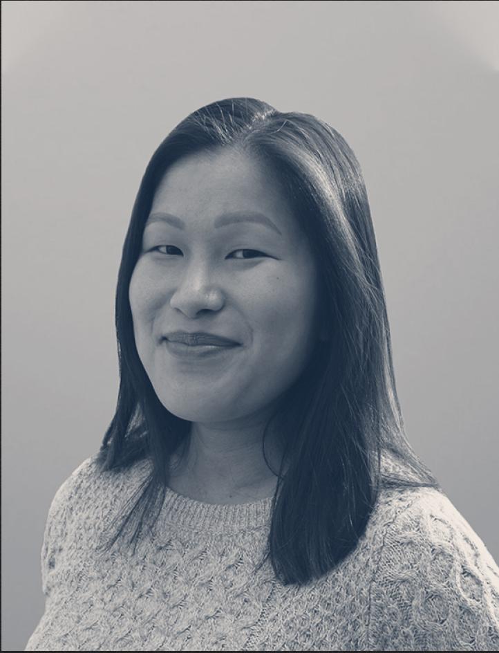 Portrait of Shannon Lo.